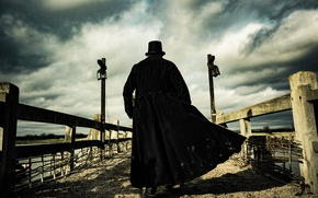 Picture man, Taboo, Tom Hardy, tv series