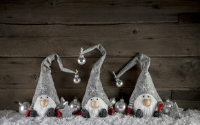 Picture snow, decoration, toys, New Year, Christmas, snowmen, happy, Christmas, wood, snow, New Year, Merry Christmas, …
