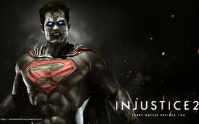 Picture game, Superman, fighting, clone, Bizarro, NetherRealm Studios, Injustice 2
