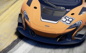 Picture car, Maclaren, Project CARS 2, E3 2017, Soul of Motorsport