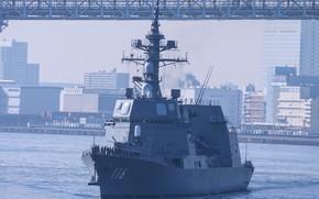 Picture squadron, destroyer, terazaki