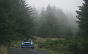 Picture forest, bmw, BMW, e30