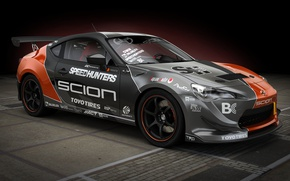 Picture Subaru, Toyota, Scion FR-S, dangeruss, sport compact RWD sports car, Sports coupe
