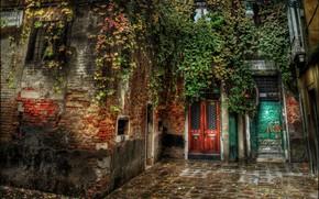 Picture HDR, Autumn, Italy, Venice, Fall, Italy, Autumn, Venice, Italia, Venice