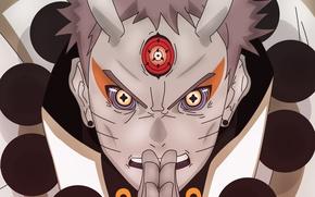 Wallpaper sharingan, manga, power, rinegan, Rikudou Sennin, Indra, ninja, jinchuuriki of the kyuubi, shinobi, Uzumaki Naruto, ...