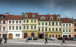Picture The city, Czech Republic, Street, Street, Czech Republic, Hradec Kralove, Hradec Kralove