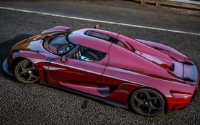 Picture supercar, Grand Theft Auto V, Koenigsegg Regera