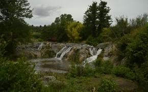 Picture Nature, Waterfall, Italy, Nature, Italy, Waterfall, Italia