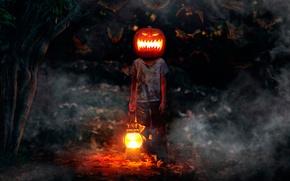 Picture boy, Halloween, Halloween
