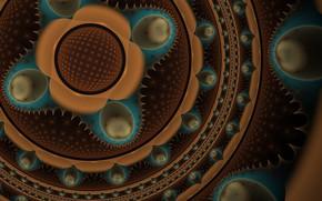 Picture Balls, Pattern, Circles