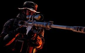 Picture gun, game, soldier, weapon, Battlefield, sniper, rifle, uniform, seifuku, Battlefield 4, Battlefield IV