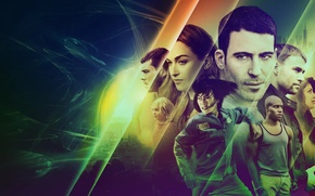Picture look, the series, actors, Movies, The eighth sense, Sense8