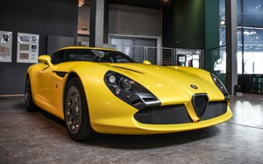 Picture Alfa Romeo, Coupe, TZ3, Zagato, Road