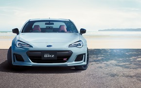 Picture Subaru, front view, STI, 2018, Sport, BRZ