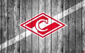 Wallpaper Rhombus, 1922, Sport, Red-white, Football club Spartak Moscow, Logoteam, Russia, Spartak Moscow, Emblem, Logo, Meat, ...