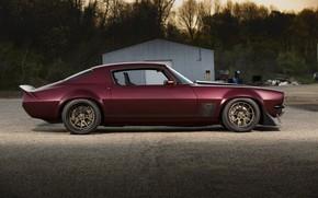 Picture 1971, Chevrolet Camaro, Muscle car, Custom
