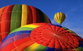 Picture colors, colorful, sport, sky, photography, bokeh, balloon, Hot air balloons, aerostats