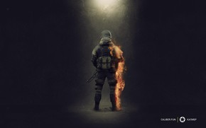 Picture back, Caliber, Special forces, Caliber, The Caliber Community, Caliber game, Operative, Game caliber