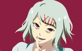 Picture anime, manga, oriental, light novel, Tokyo Ghoul, ghoul, japonese