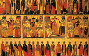 Picture religion, icon, Orthodoxy, The Seven Ecumenical Councils
