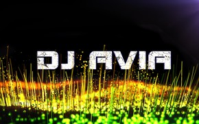Picture Music, Cover, DJ, Particle