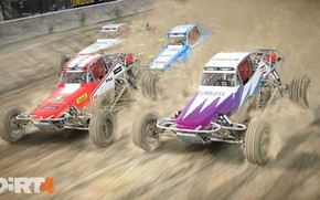 Picture car, game, cars, Dirt, race, speed, fast, Dirt 4