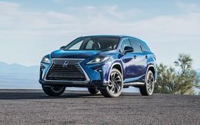 Picture 2018, crossover, Lexus RX, 450h L
