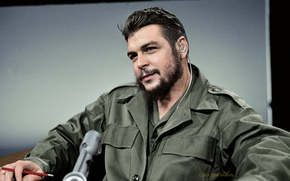 Wallpaper Che Guevara, Ernesto Che Guevara, Comandante