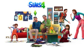 Picture game, parents, Sims, Sims, Sims 4, Sims