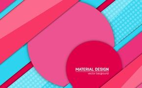 Picture circles, texture, red, geometry, design, pink, material, light blue, atrakcija