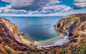 Picture sea, landscape, nature
