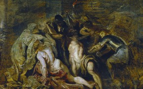 Picture picture, Peter Paul Rubens, mythology, Pieter Paul Rubens, The Arrest Of Samson