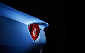 Picture background, lantern, car, The Ferrari F12 Berlinetta