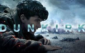 Wallpaper cinema, film, uniform, sand, movie, beach, Dunkirk, suna, war, wisdom, man, seifuku