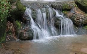 Picture Waterfall, Nature, Waterfall, Malaysia, Malaysia