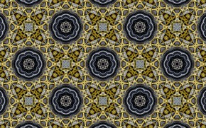 Picture surface, patterns, color, form, kaleidoscope