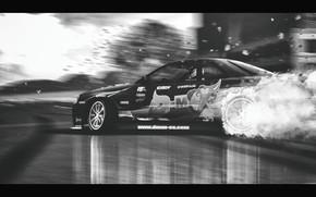 Picture road, nissan, drift, drift, road, skyline, Nissan, r34, skyline, р34, lfs, Live for Speed