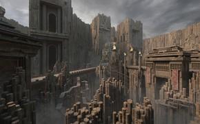 Picture facilities, League of Gods, Final Battle Scene