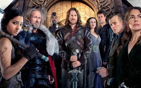 Picture fantasy, tatoo, viking, serial, mythology, adventure, epic, tv series, vikings, runes, fantasia, grendel, Song of ...