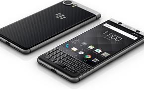Picture Google, hi-tech, smartphone, Google Chrome, technology, Blackberry, Play Store, Blackberry KEYone