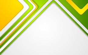 Picture geometric, geometry, colorful, backgound, line, design, bright, vector, yellow, abstraction, abstract, green