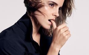"Picture Emma Watson, Emma Watson, Emma Charlotte Duerre Watson, at the photo shoot for ""Elle"""