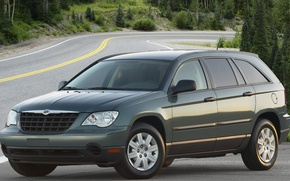 Picture Chrysler, van, Pacifica