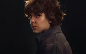 Picture portrait, art, Eleven, Jane Nane