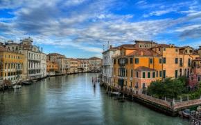 Picture Home, Italy, Venice, Building, Italy, Venice, Italia, Venice, Grand Canal