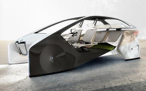 Picture car, BMW, Concept Car, 2017, BMW I Inside Future