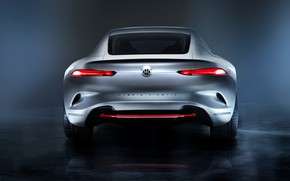 Picture rear view, Hybrid, 2018, Pininfarina, Kinetic GT