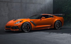 Wallpaper zr1, chevrolet, corvette