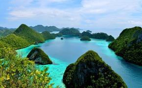 Picture Indonesia, West Papua, Raja Ampat, Raja Ampat