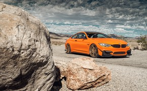 Picture landscape, design, car, BMW M4